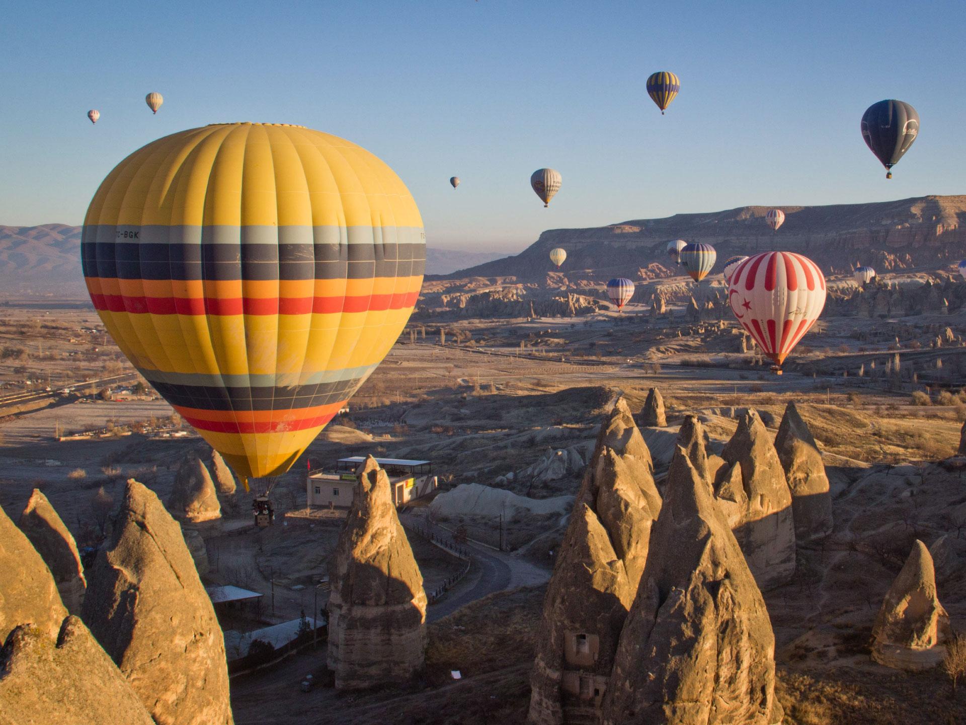 5 เมืองต้องห้ามพลาดเพื่อไปเที่ยว ตุรกี - PUEANRY
